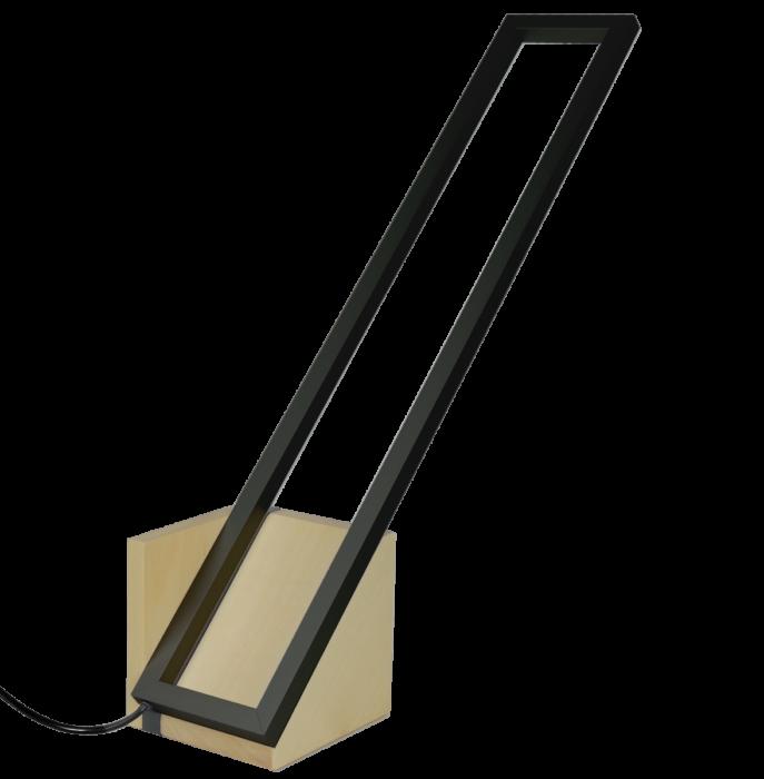 Mondrian Tavolo Grande Tiglio Testa di moro
