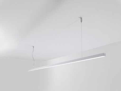 LED Design - Lampada Sospesa FORIS 222 argento