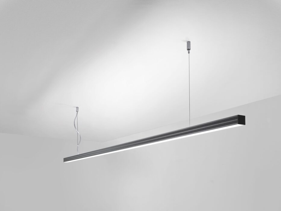 LED Design - Lampada Sospesa FORIS 666 nero