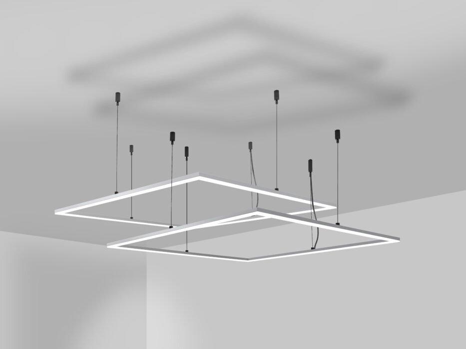 Lampada Foris Hera Composizione D Argento