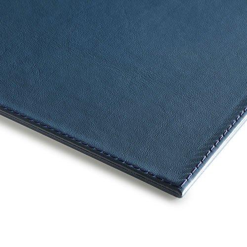Libro sogni blu dettaglio finiture Lampada Foris