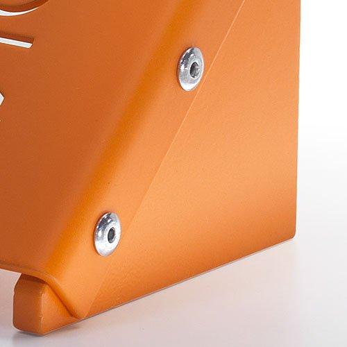 Mondrian Sport Lampada - Dettaglio base Arancione