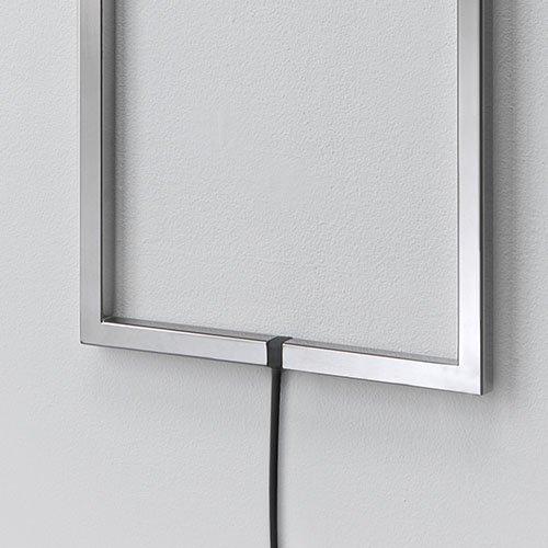 Struttura Foris Lampada da parete