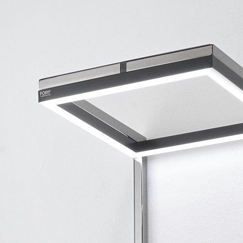 Struttura Cornice Lampada LED Foris